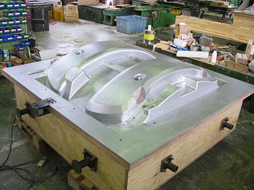 Vプロセス木型